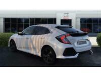 2020 Honda Civic 1.0 VTEC Turbo 126 SR 5dr CVT Petrol Hatchback Auto Hatchback P