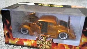 WEST COAST CHOPPERS FORD COUPE