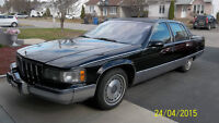 1996 Cadillac Fleetwood brougham 96520 kms