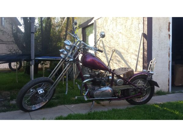 1972 Custom Built Motorcycles Other
