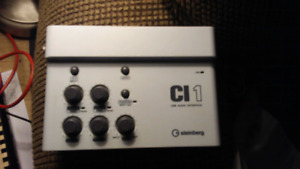 Steinberg Cl-1 Audio Interface