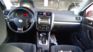 VW Jetta 2009 low km