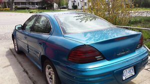 2000 Pontiac Grand Am Sedan