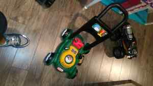 Kids mower