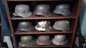 Military items wanted