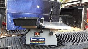 Wet Tile Saw - King Canada