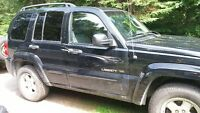 2002 Jeep Liberty limited VUS