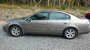 2002 Nissan Altima * un seul propriétaire*