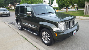 2008 Jeep Liberty Limited - Excellent Condition