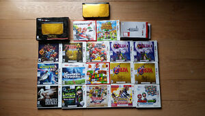 Nintendo 3DS Games - CONSOLE SOLD