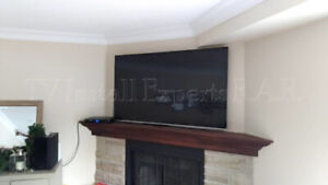 TV INSTALLATION / TV WALL MOUNTING / HANDY MAN