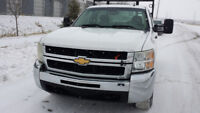 2008 Chevrolet 3500HD 6.0L 4x4 Delivery Truck For Sale Calgary Alberta Preview