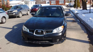 2007 Subaru Impreza Sedan special edition awd