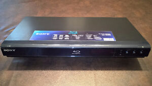 Sony Blu-Ray Disc Player, Model # BDP-S350