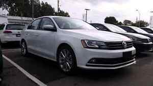 2015 VW Jetta 1.8TSI sport pkg and winter package
