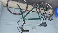 Adult Raleigh Oasis 18 Speed (Tall person bike)