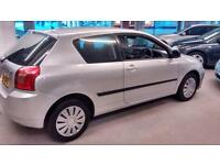 Toyota Corolla 1.4 VVT-i T2 53501 miles full service history