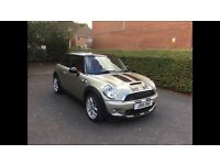 Mini copper S john works. 56 plate.