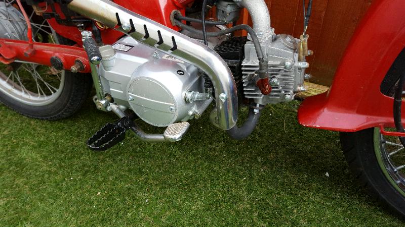 Lifan 125 cc engine | in Nantwich, Cheshire | Gumtree