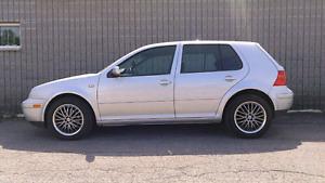 Volkswagen Golf City 2007