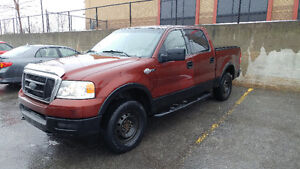 2005 Ford F-150 King Ranch Camionnette