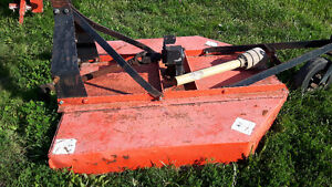 5 foot Bush Hog PTO 3PH