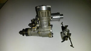 RC nitro airplane engines and props London Ontario image 1