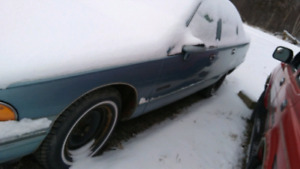 92 Caprice with very low mileage