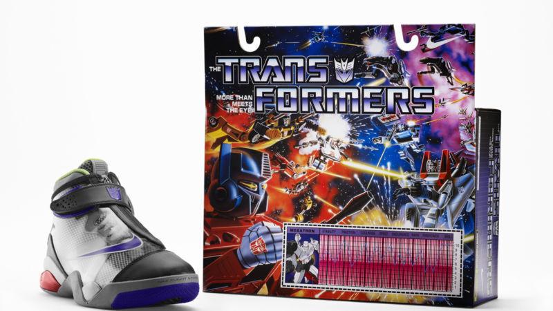 Kultige Transformers Fanartikel