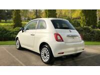 2020 Fiat 500 1.0 Mild Hybrid Lounge 3dr Manual Petrol Hatchback