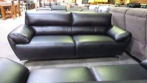 3 SEATER +2 SEATER IN BLACK CHROME LEGS Thebarton West Torrens Area Preview