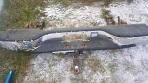 1999/2006 gmc rear bumper