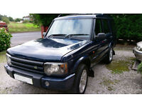 Land Rover Discovery 2.5Td5 ( 7 st ) auto 2003MY ES