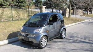 2006 SMART FORTWO CDI DIESEL SUPER CLEAN MUST SEE ** CERT**