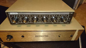 Raymer Microphone Mixer and Power Amplifer