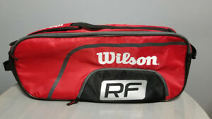 Wilson Racquet Bag - 100% Mint, Like New