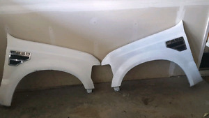 Fenders off an '08 f250