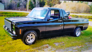 Chevrolet camionette pickup 1976