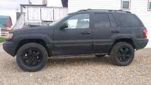 Grand cherokee must sell