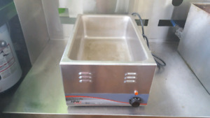 Industrial Restaurant Food Warmer