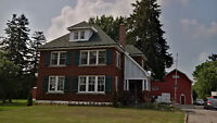 Classic 1930's Farm House with 16 Acres of Land
