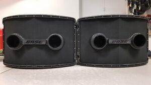 Bose 802 Series II Speakers