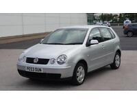 2003 Volkswagen Polo 1.4 Twist 5dr