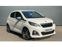 2019 Peugeot 108 1.0 Collection 2 Tronic 5dr Auto Hatchback Petrol Automatic