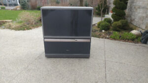 "50"" Toshiba Projection TV"