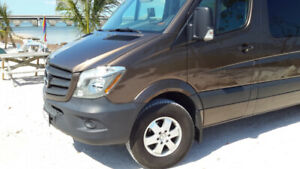 2015 Mercedes Sprinter Wannabe RV   *Sale Pending*