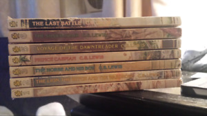 Older Narnia Collection