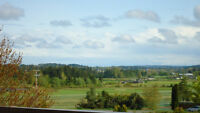 Central Saanich-large, bright, view condo-close to all amenitie