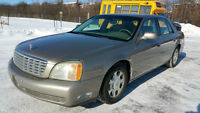 2002 Cadillac DeVille LEATHER | CERTIFIED | WARRANTY INC