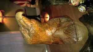 Eagle carving Peterborough Peterborough Area image 3